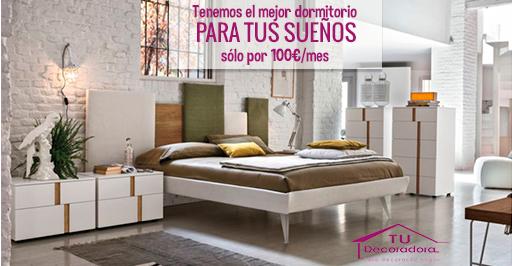 El mejor dormitorio para tus sue os Oferta decoracion hogar online