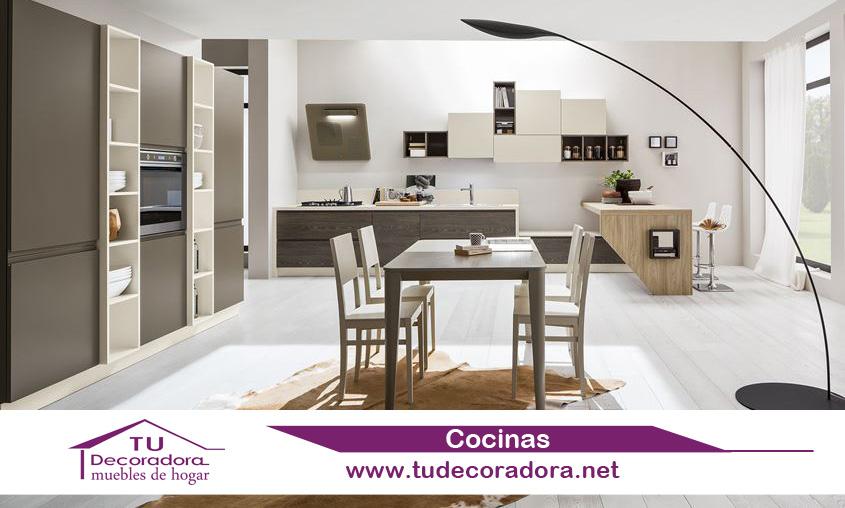 Cocinas clasicas muebles