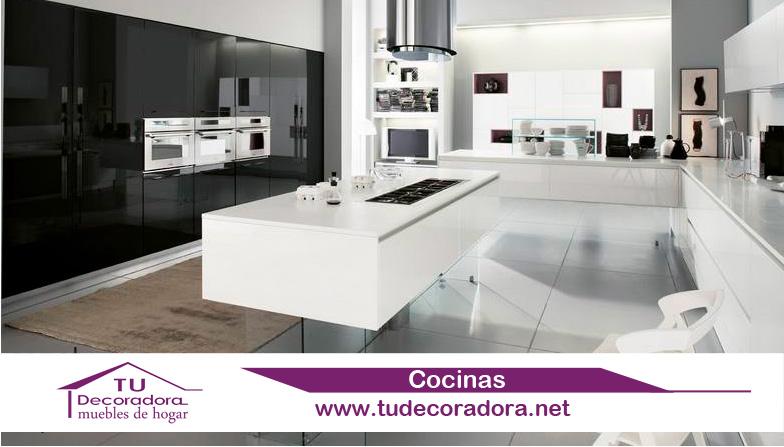 Cocinas dormitorio mesa