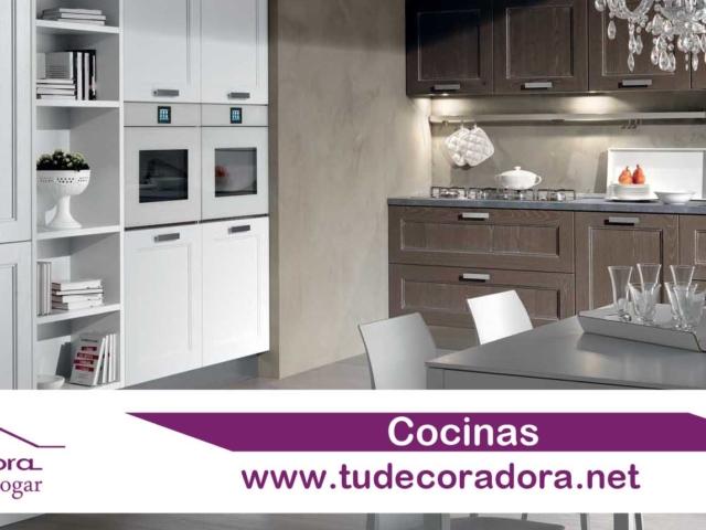 Cocinas interiores yecla