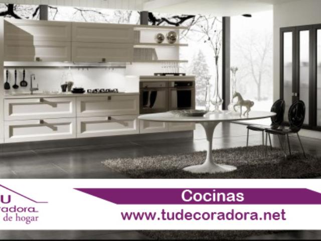 Cocinas muebles clasicas