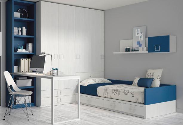 Dormitorios infantiles y juveniles - Tu Decoradora - Los Muebles de ...