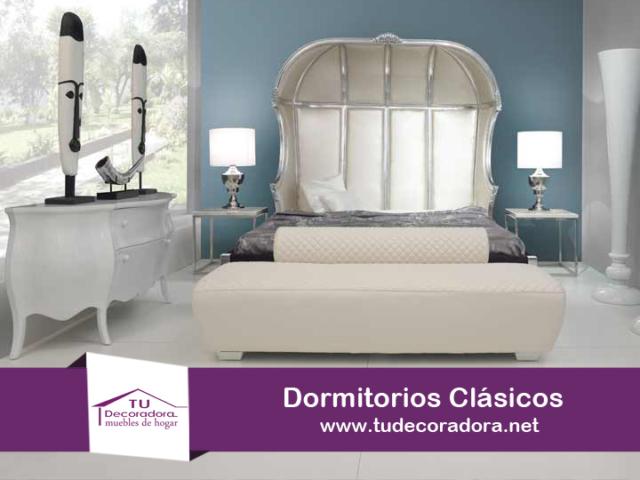 Dormitorios clásicos Yecla
