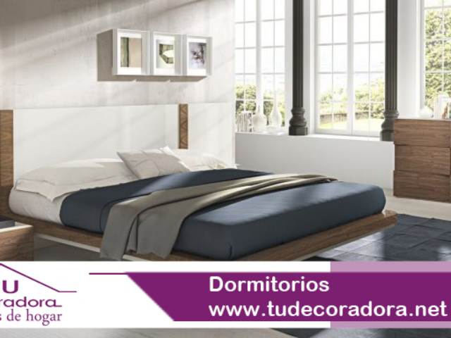 Dormitorios modernos Yecla