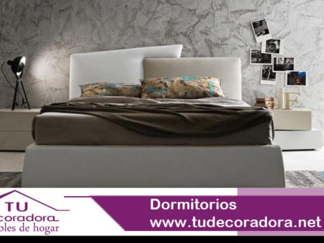 Habitaciones camas decoradora
