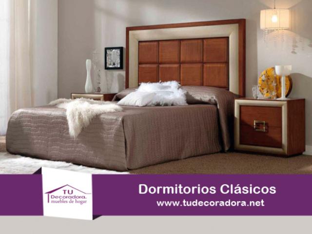 Habitaciones clásicos decoradora