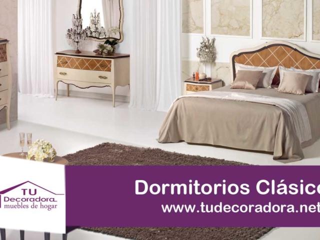 Habitaciones muebles decoradora