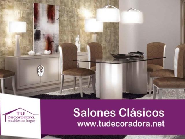 Salones Alfombras Decoradora Yecla