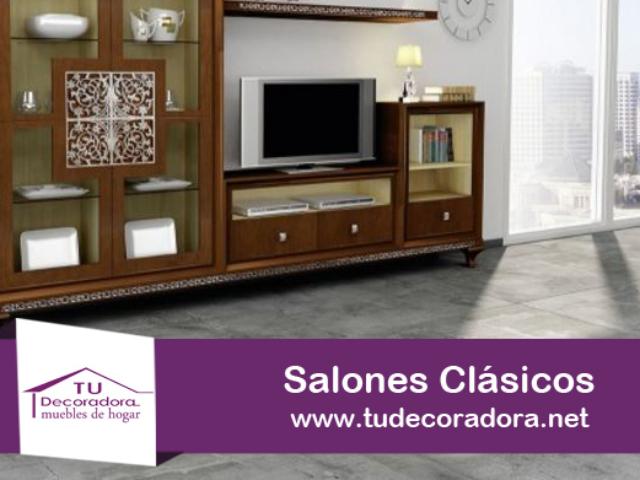 Salones Clásicos Recibidores Yecla