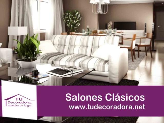 Salones Clásicos Sofás Yecla