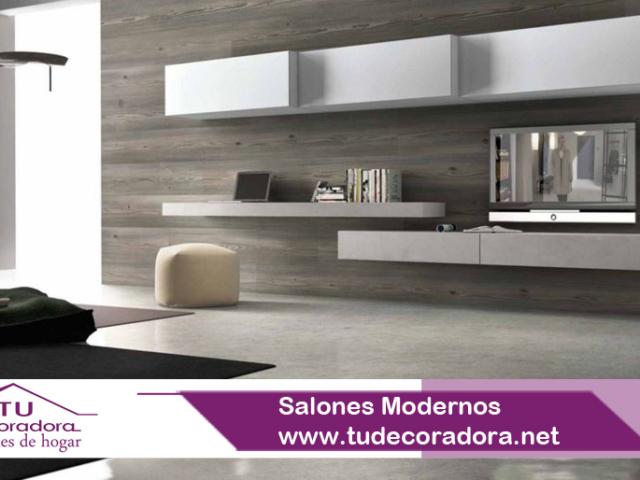 Salones Modernos Mesas Yecla