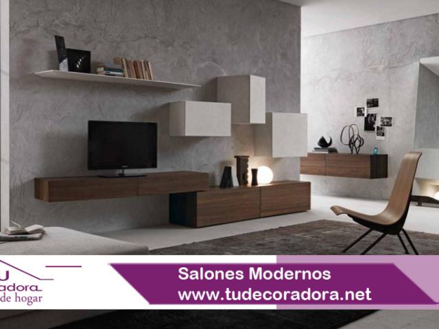 Salones Modernos Pintura Yecla
