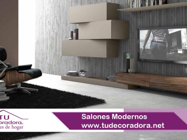 Salones Modernos Recibidores Yecla