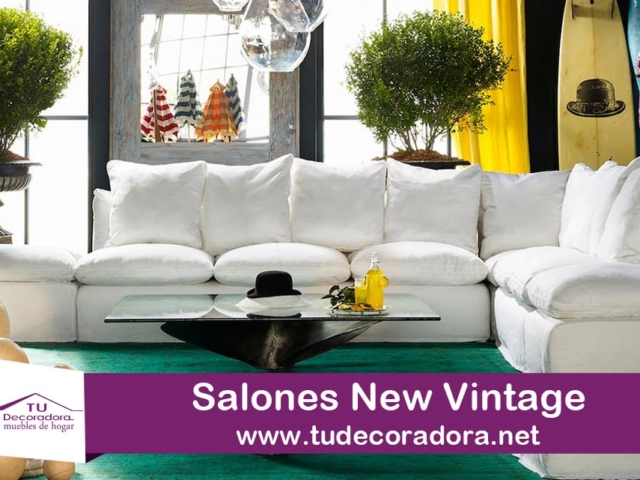 Salones sillas mesas decoradora