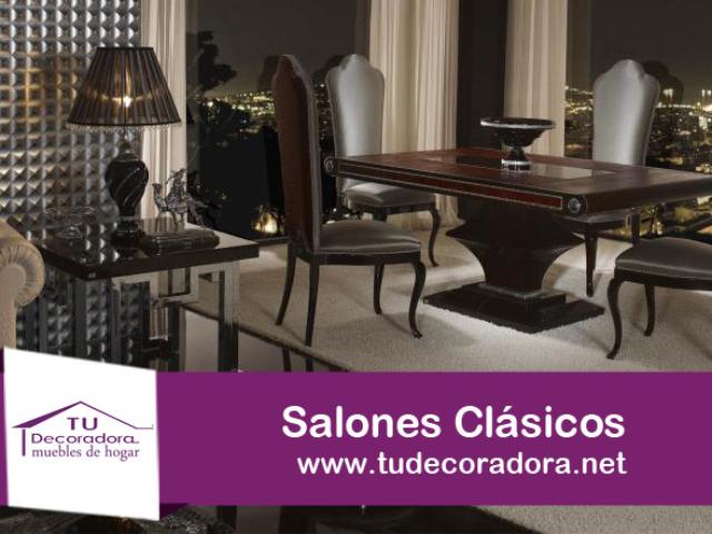 Yecla Salones Clásicos Decoradora