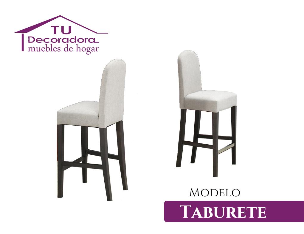 silla-modelo-taburete-muebles-de-hogar