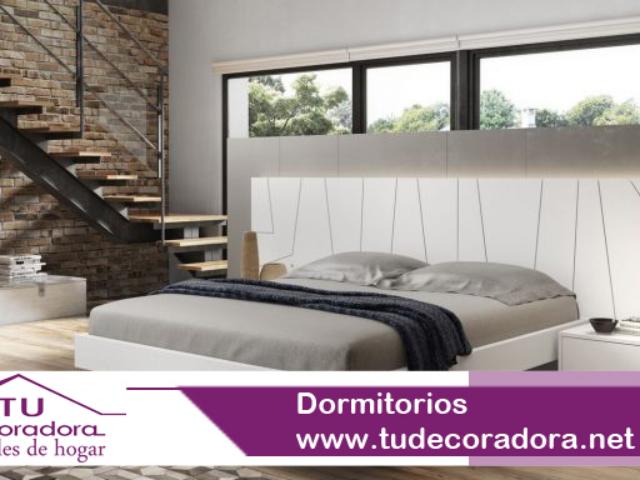 Dormitorio canape cuadro