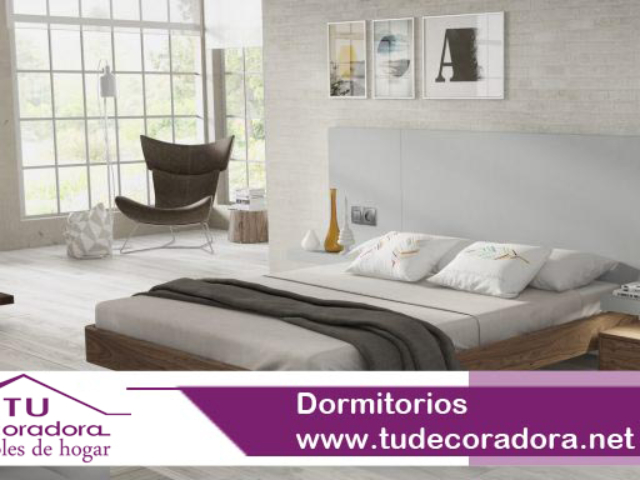 Dormitorio sofa persiana