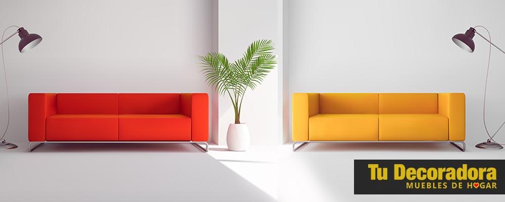 Elige el color del sofá que mejor va con el estilo de decoración de tu hogar - Tu Decoradora de Yecla