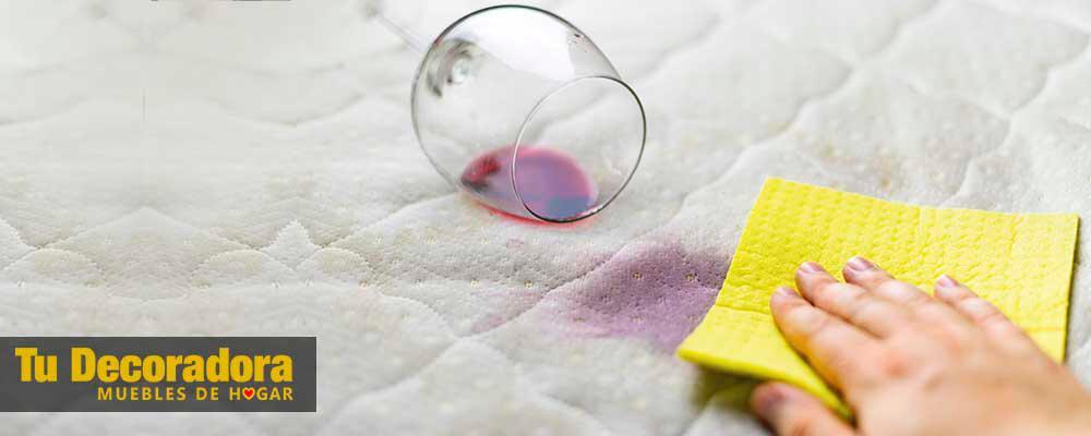 limpieza de manchas - tu decoradora