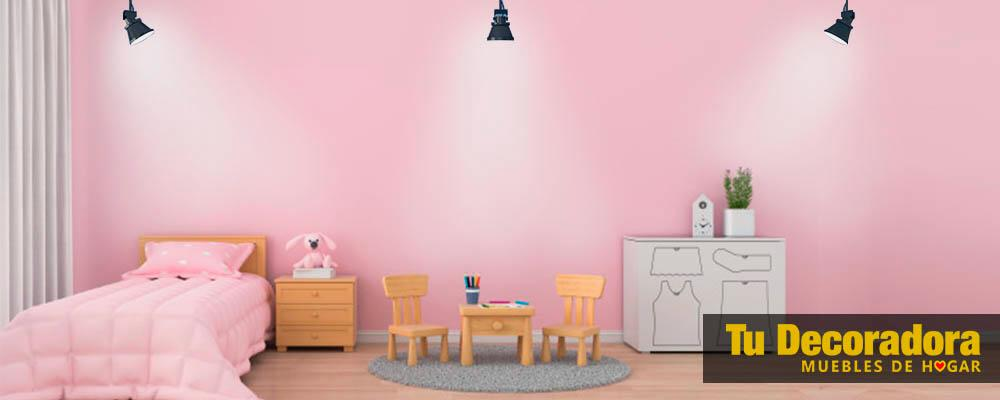 ideas para decorar habitaciones infantiles - tu decoradora