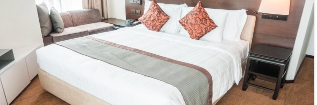 cama perfecta - planchado de las sábanas - tu decoradora yecla