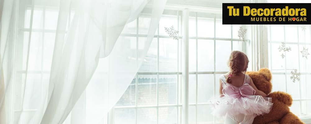 tu decoradora - tienda de muebles - Trucos de almacenaje en habitaciones infantiles - cortinas