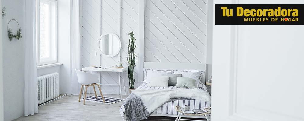 decoracion de dormitorios - estilo ecologico - tu decoradora