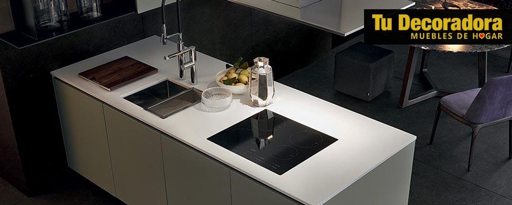 decoracion de cocina con vitroceramica 2 - tu decoradora yecla